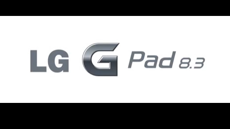 LG G Pad 8.3 tablet se confirma en video teaser oficial