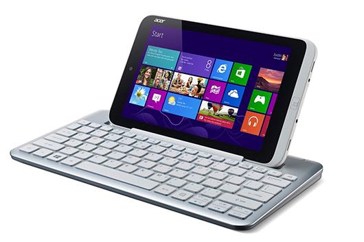 Acer Iconia W3 con Windows 8 en México