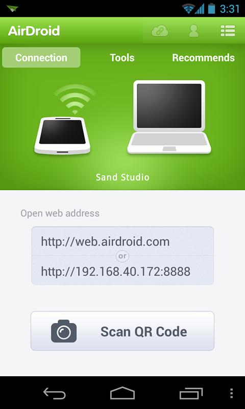 App AirDroid