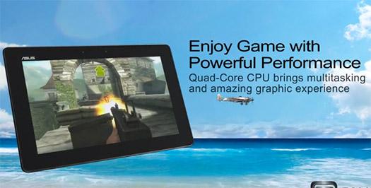 ASUS MEMO Pad FHD 10 LTE Video