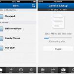 BitTorrent lanza app para sincronización de archivos en iOS