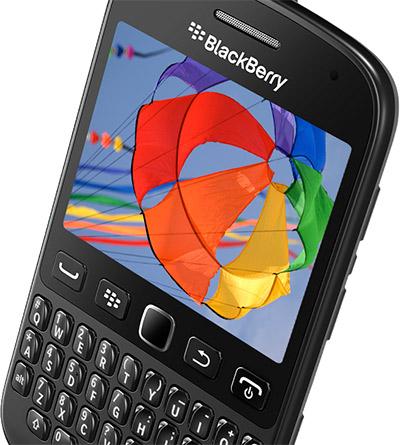 BlackBerry 9720 BB 7.2 OS