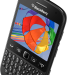 BlackBerry 9720 teclado QWERTY y pantalla touch