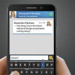 BlackBerry Z30 de 5″ y Z15 con QWERTY slider primeras imágenes de prensa