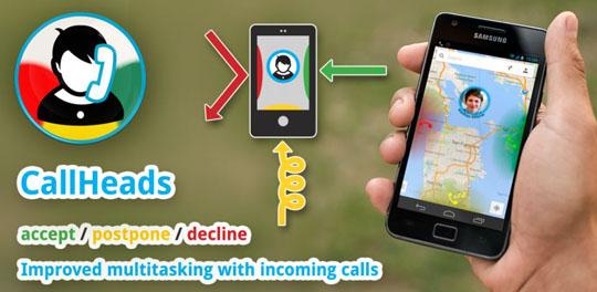 App CallHeads