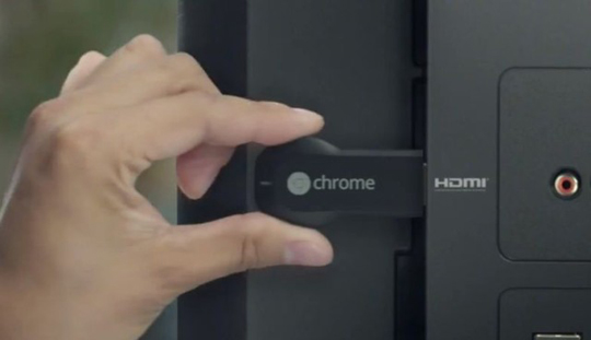Desarrollador muestra app de streaming de video en Chromecast