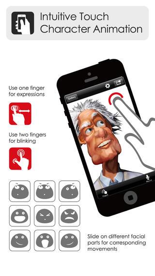 App CrazyTalk