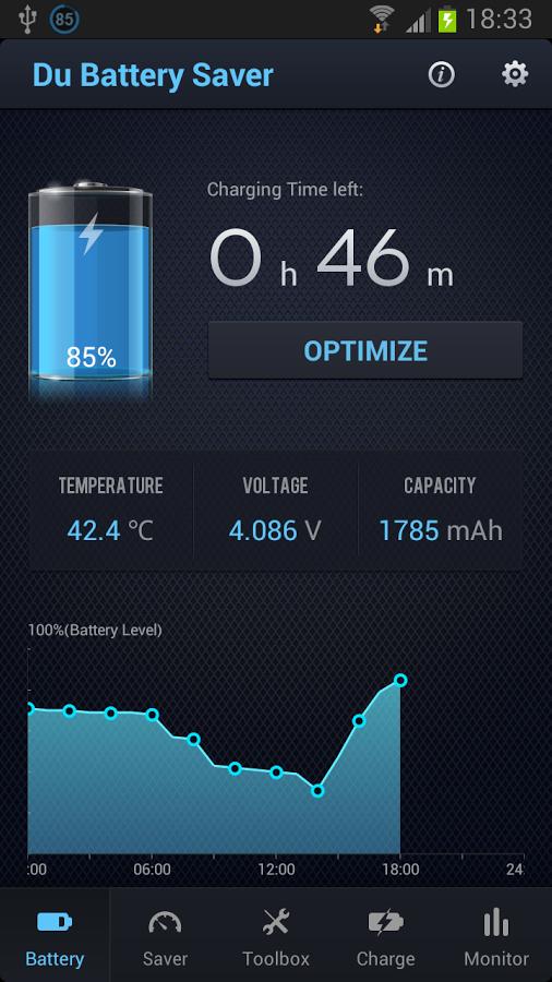 App Du Battery Saver