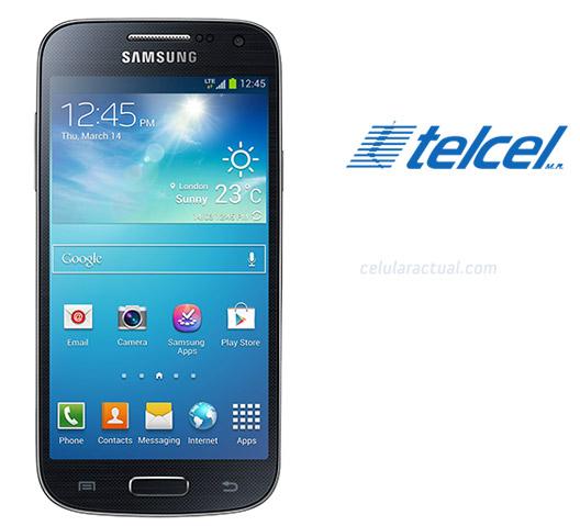 Samsung Galaxy S4 mini en México con Telcel GT-I9195