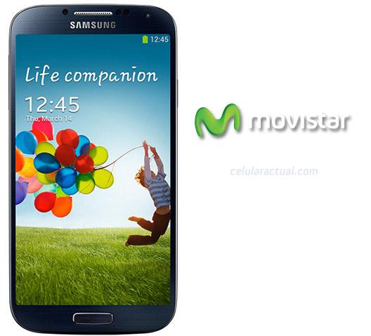 Samsung Galaxy S4 en  Movistar México