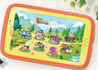 Samsung Galaxy Tab 3 Kids es anunciada