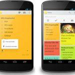Google Keep llega con Recordatorios de tiempo y lugar para Android