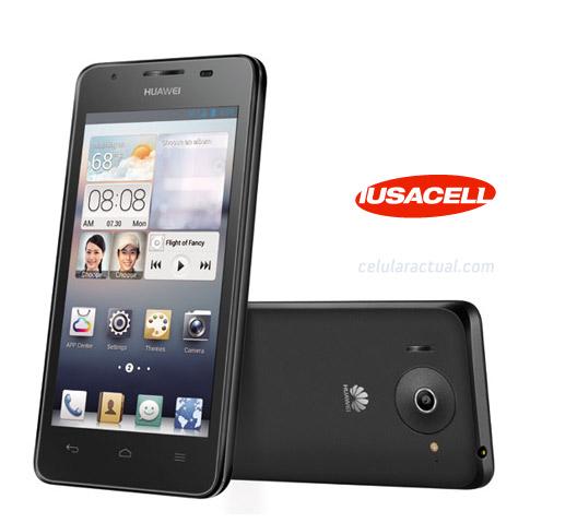 Huawei Ascend G510 llega a Iusacell México
