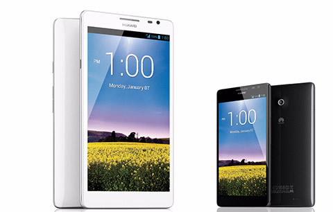 Huawei Ascend Mate el phablet de 6.1″ pronto en México