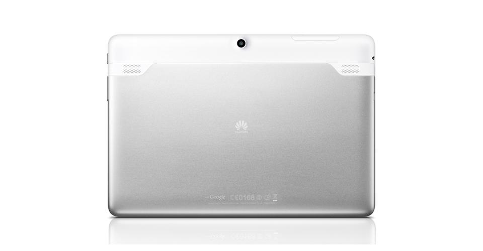 Huawei MediaPad 10 Link en México parte trasera cámara