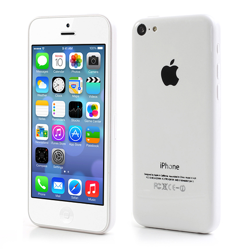 El iPhone 5C en primer imagen de prensa se filtra y videos de sus colores