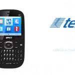 Lanix LX7 TV gratis y tecla a Facebook ya en México con Telcel
