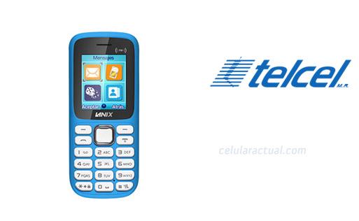 Lanix W31 un accesible con radio y microSD ya en México con Telcel