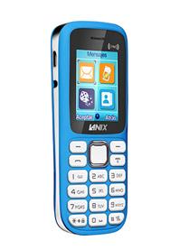 Lanix W31 en México con Telcel color Azul