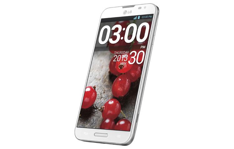 """LG Optimus G Pro E980 LTE para México pantalla 5.5"""" color blanco"""