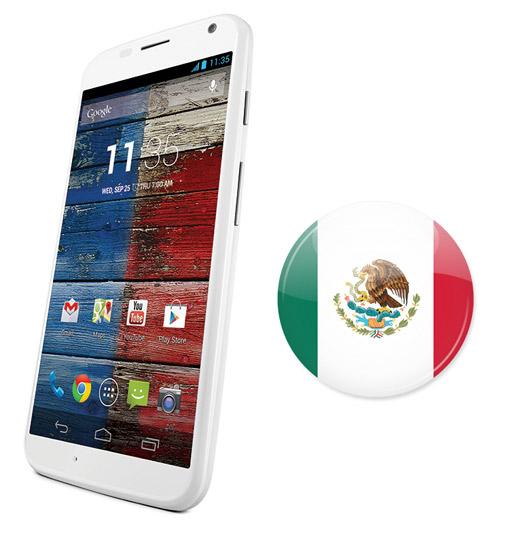 Motorola Moto X en México
