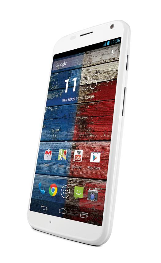 Motorola Moto X blanco oficial