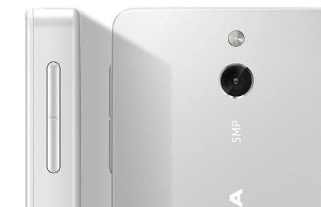 Nokia 515 dual-SIM cámara de 5 MP