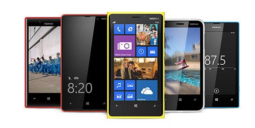 Nokia Windows Phone 8 Amber update