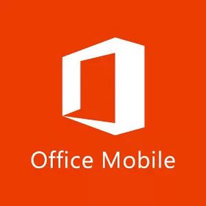 Office Mobile para Office 365 Android Logotipo Android