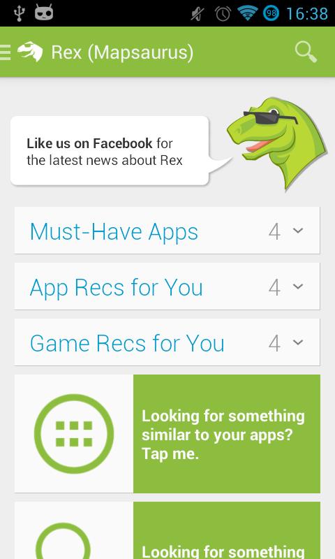 App Rex