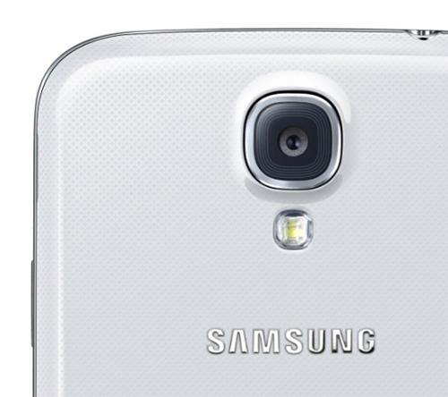 Samsung cámara del Galaxy S4 back