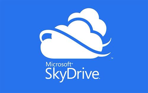 SkyDrive de Microsoft