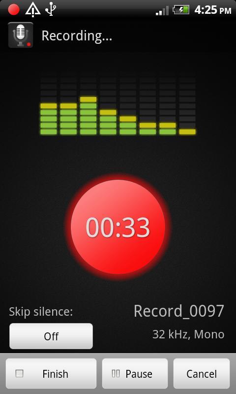 App Smartvoice Recorder