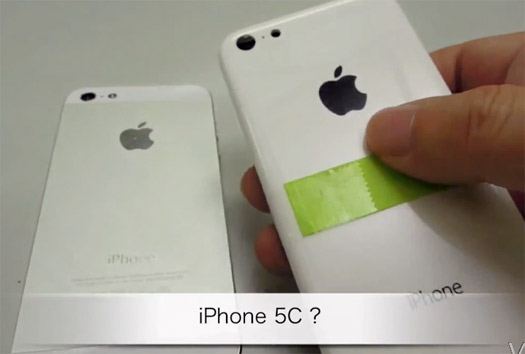 Video iPhone 5C, iPad 5