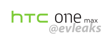 HTC One Max Logo oficial