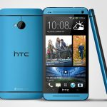 HTC One y HTC One mini en color azul son oficiales