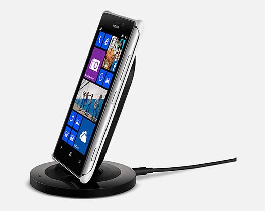 Lumia 925 carga inalámbrica con accesorios compatibles