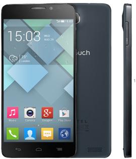 c752dedc107 Alcatel One Touch Idol X color negro - Celular Actual México
