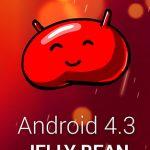 Android 4.3 Jelly Bean para el Galaxy S3 y S4 llegará en octubre