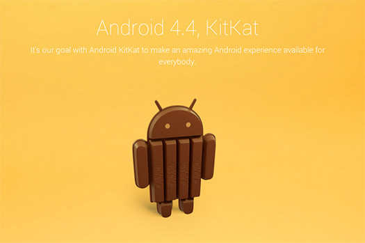 Android 4.4 KitKat la nueva versión es oficial