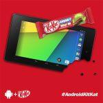 Android 4.4 KitKat será lanzado en octubre