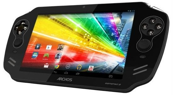 Archos GamePad 2 consola de video juegos Android