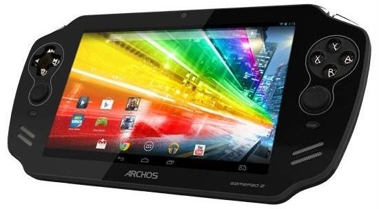 Archos GamePad 2 consola de video juegos Android