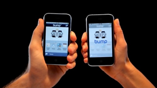 Google compra app para compartir contactos Bump
