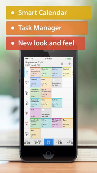 App Calendars 5