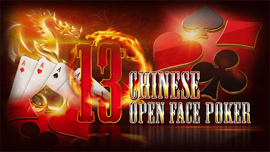 App Chinese Open Face Poker
