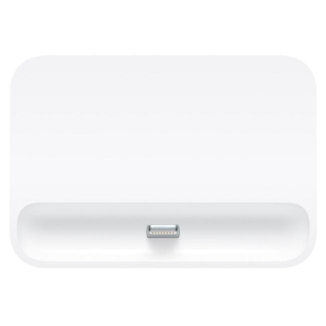 Dock de Apple para el iPhone 5C