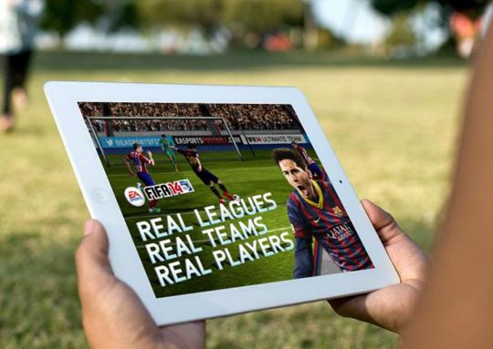 FIFA 14 para iOS