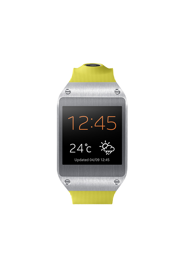 Samsung Galaxy Gear Lime Green Verde Lima