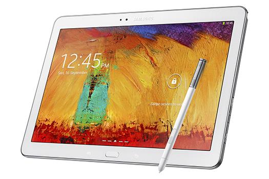 Samsung Galaxy Note 10.1 2014 Edition color blanco